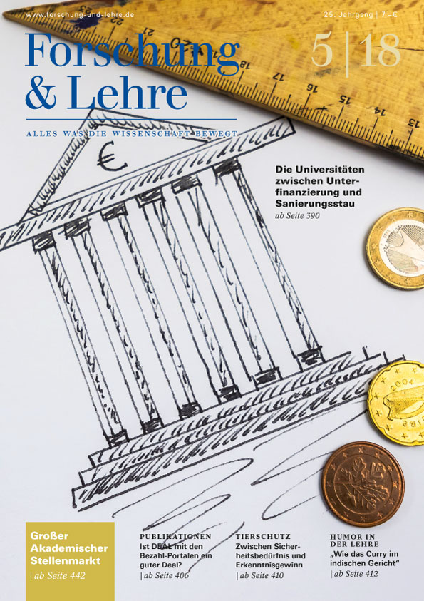 Forschung & lehre zeitschrift academy for ads