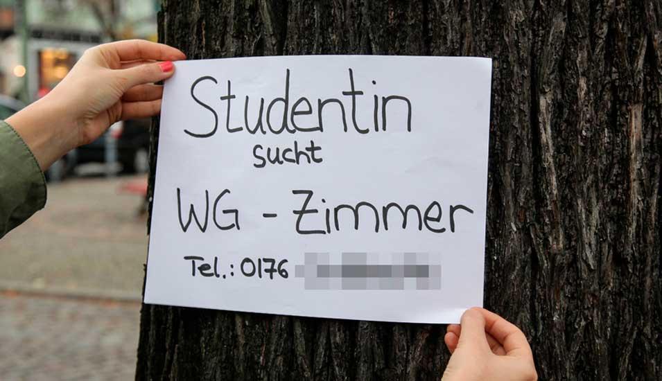 Nordrhein Westfalen Schon Tausende Studierende Auf Wohnungssuche