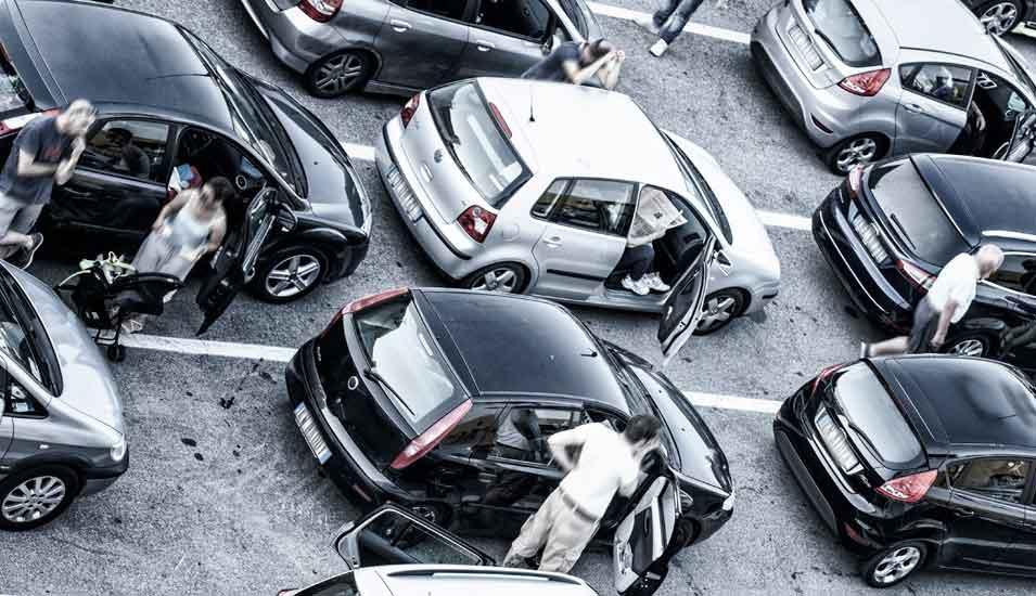 Mobilität Das Auto Als Zuhause Forschung Lehre