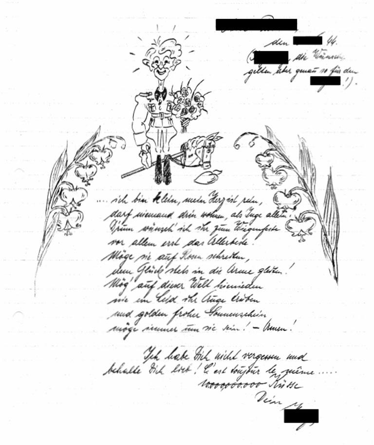 Liebesbriefe für mein schatz